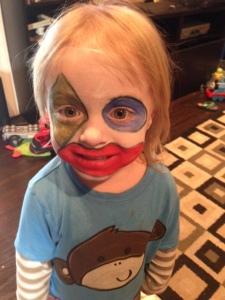 lucian clown